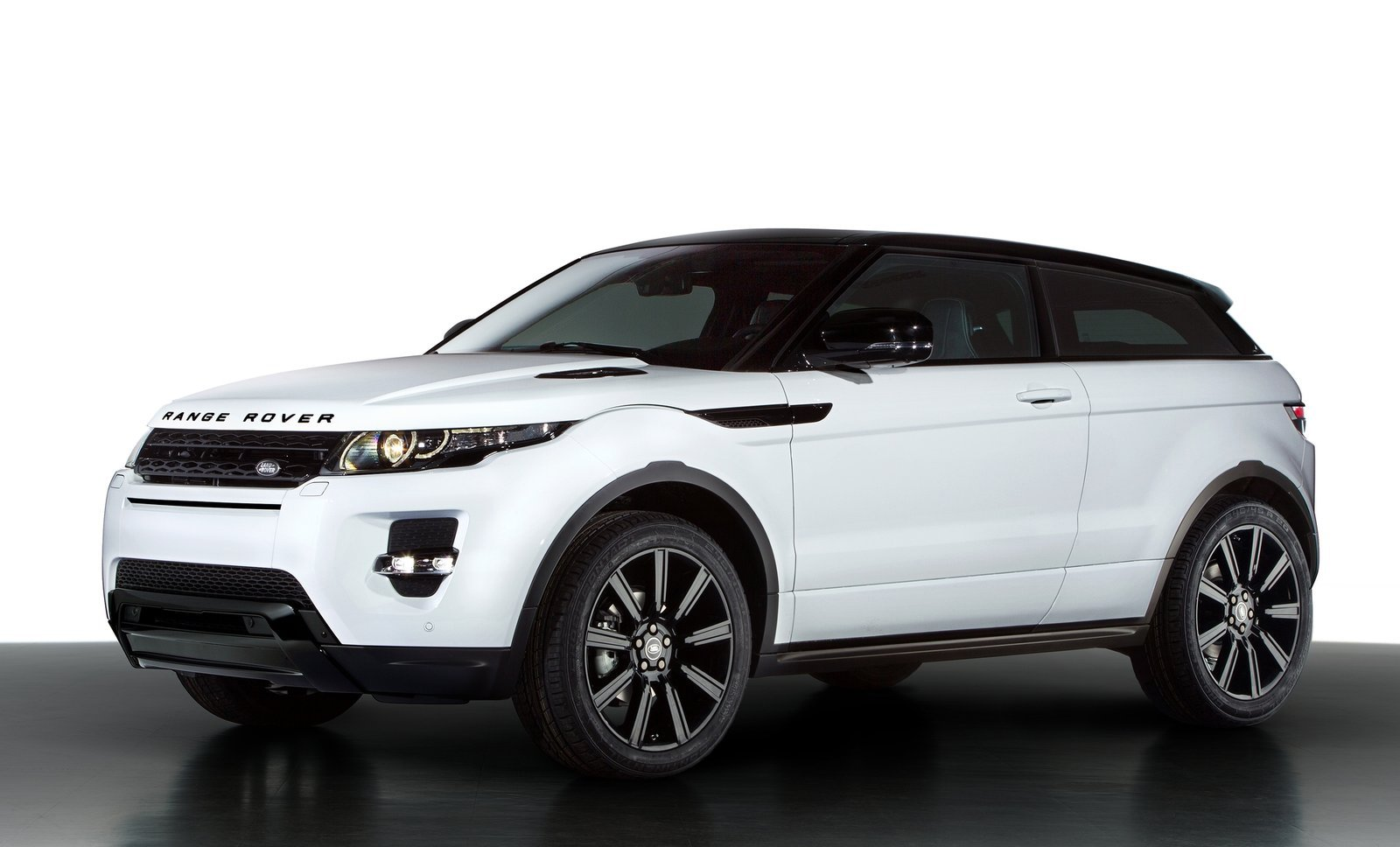 Land rover Range rover Evoque black design