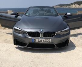 BMW M4 CABRIOLET 2018/2019