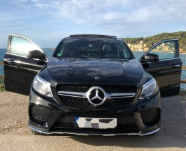 Mercedes GLE COUPE 350 CDI 4 Matic pack AMG