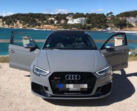 Audi RS3 Berline Quattro 2018/2019