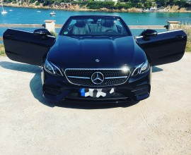 Mercedes classe E coupe cabriolet 200 e pack AMG
