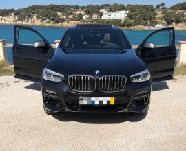 BMW X4 M40i COUPE 2019