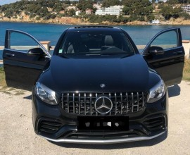 Mercedes GLC63S coupe AMG 4 Matic
