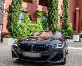 BMW M840D 2019