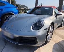 Porsche 911 (992) Carrera S Cabriolet 2019