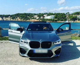 BMW X4M Compétition 2019